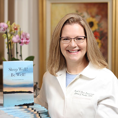 Dr. Gemma Kwolek at Brush & Floss Dental Center