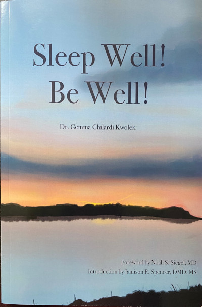 Image of Sleep Well! Be Well! book cover